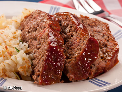 Southern Style Meatloaf Color Light For Your Life