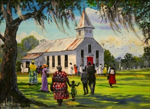 Gullah_Country_Church