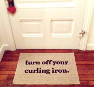 curling_iron_door_mat