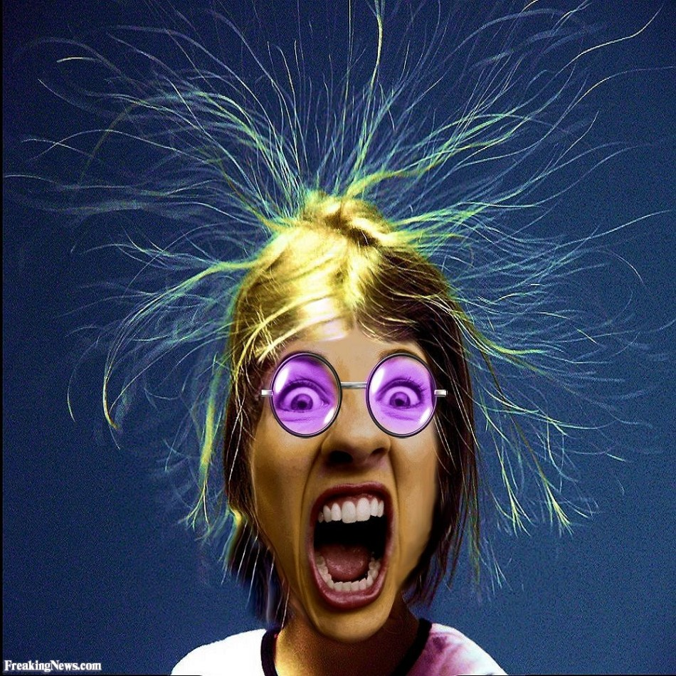 Hair-with-Static-Electricity-110293
