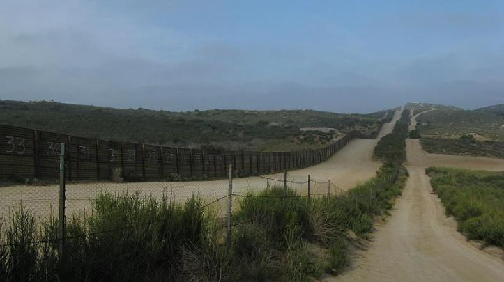 US - Mexican Border