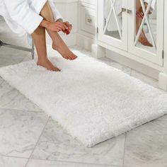 white-rug