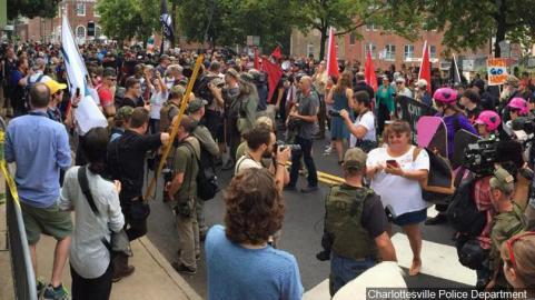 charlottesville+protest